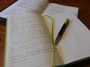 My Journals 2013