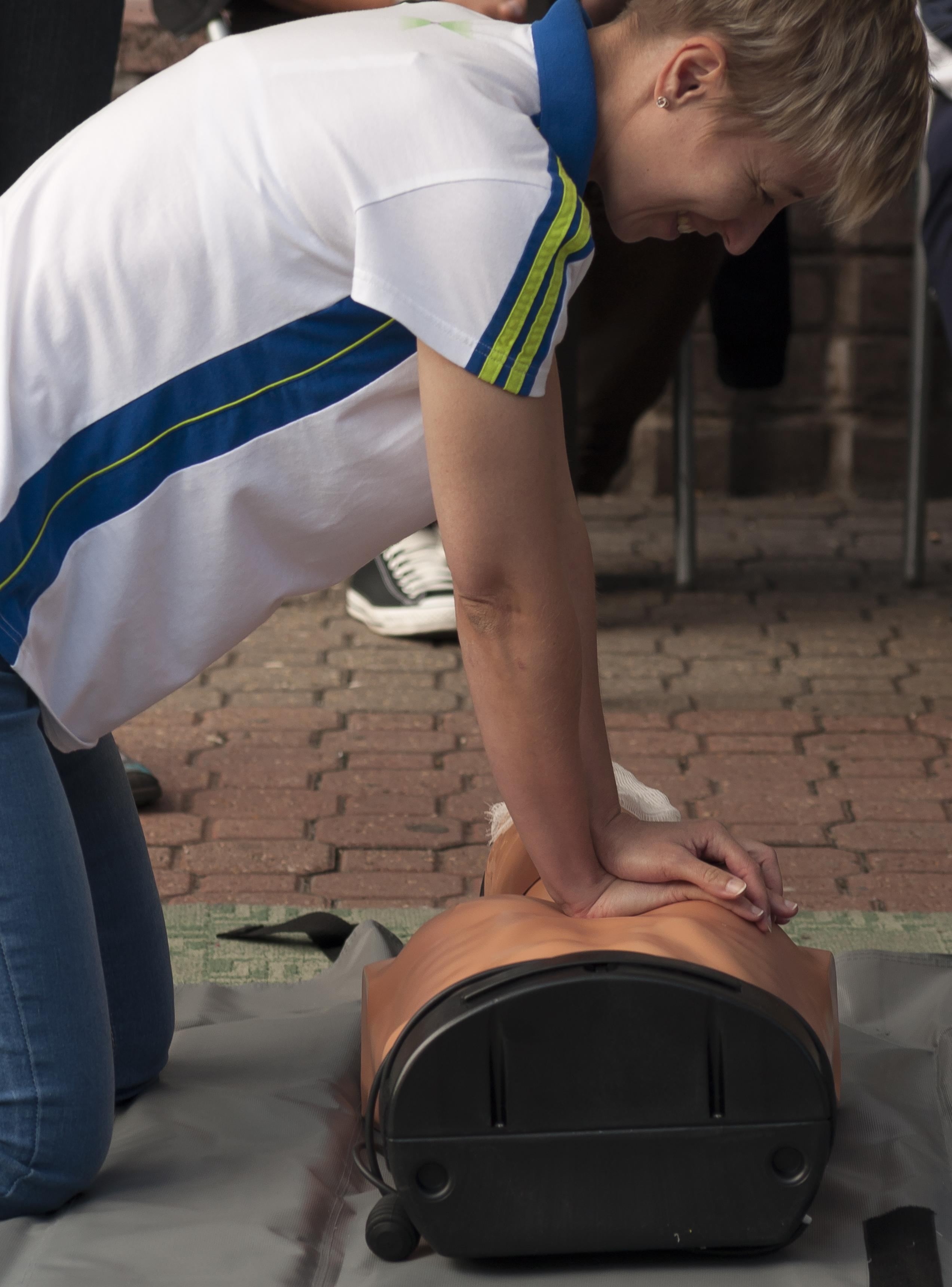 CPR & First Aid